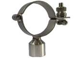 Hinged Pipe Clip