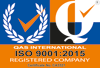 QAS according to Standard ISO 9001:2008. Certificate No: CA3321