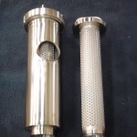 4 Inch 90 Strainer A
