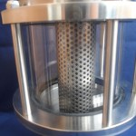 Sight Glass Strainer